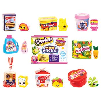 Shopkins Mini Packs Shopper Pack
