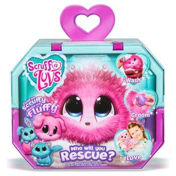 63ad3e59d Scruff-a-Luvs Pink Rescue Pet Mystery Soft Toy - Rabbit