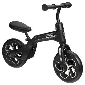 Q Play Tech Balance Bike Black