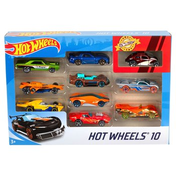 Hot Wheels Basic Car 10 Pack Ortment