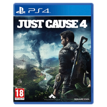 168556: Just Cause 4 PS4