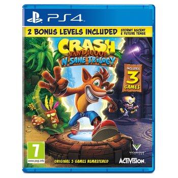 169416: Crash Bandicoot N. Sane Trilogy PS4