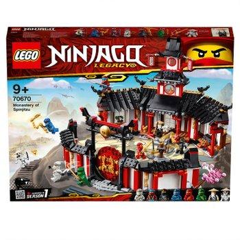 e64f50cdb36 LEGO 70670 Ninjago Monastery of Spinjitzu