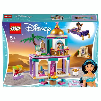 fe62857b11 LEGO 41161 Disney Princess Aladdin and Jasmines Palace Adventures