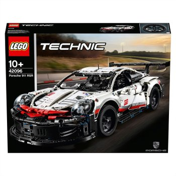 169878: LEGO 42096 Technic Porsche 911 RSR Sports Car Set