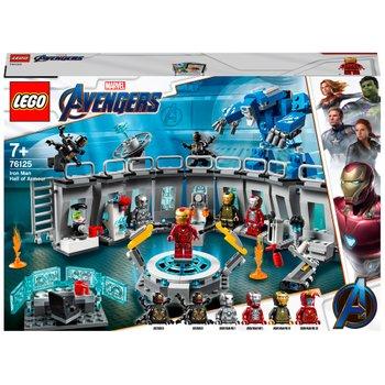 322429d69c3d3 LEGO 76125 Marvel Avengers Endgame Iron Man Hall of Armour Lab Set