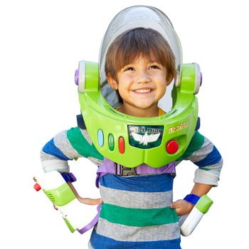 170153: Buzz Lightyear Feature Helmet Disney Pixars Toy Story 4
