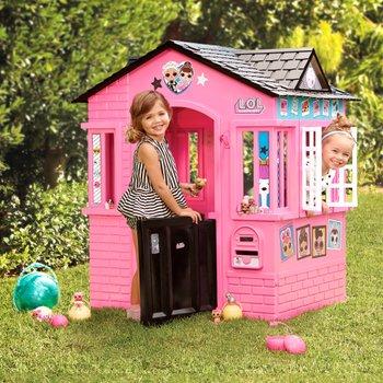00a99289e4f L.O.L. Surprise! Cottage Playhouse