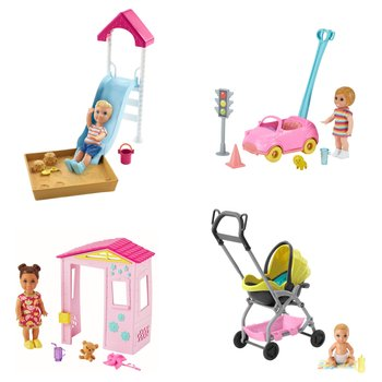 Mega Bloks Barbie Babysitter Photos Barbie Collections
