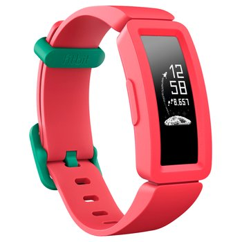 Fitbit Ace 2 Activity Tracker For Kids 6 Watermelon With Teal