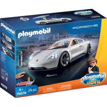 Grand Playmobil 70078 Playmobil: The Movie Rex Dasheru0027s Porsche Mission E