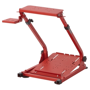 174728: X Rocker XR Racing Rig Red
