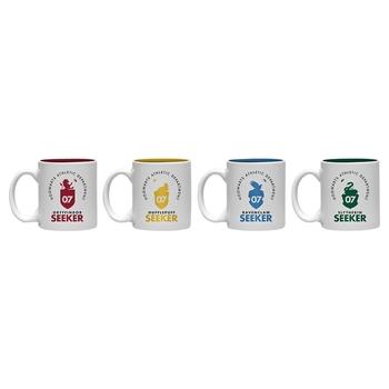 176024: Harry Potter Quidditch Espresso Mug Set