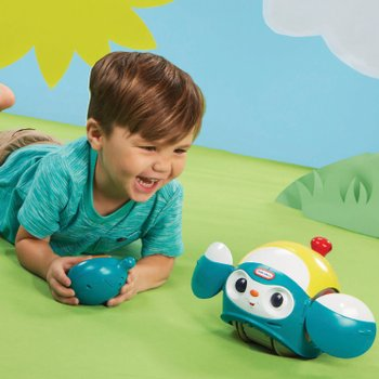 176619: Little Tikes Fantastic Firsts Spinning RC Blue