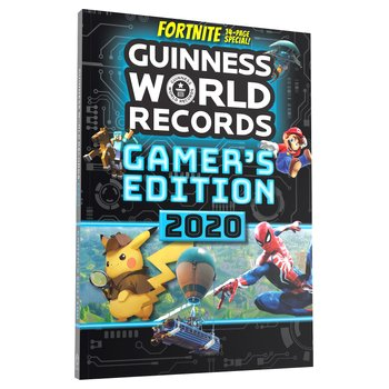 177454: Guinness World Records Gamers Edition 2020 Book