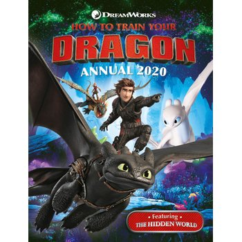 178051: How to Train Your Dragon Annual 2020