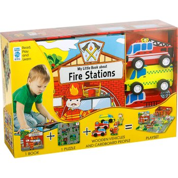 178463: My Little Village - My Little Fire station
