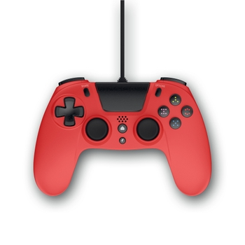 180159: VX-4 Wired Controller for PS4 - Red