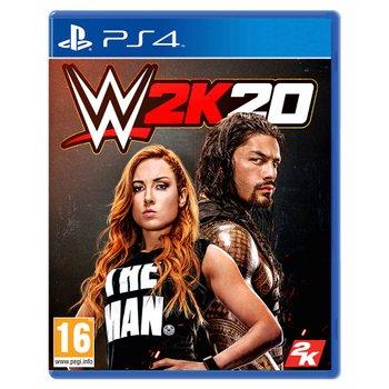 181246: WWE 2K20 PS4