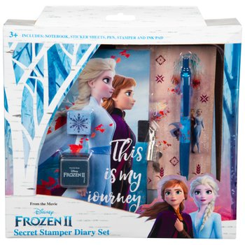 181577: Disney Frozen 2 Secret Stamper Diary Set