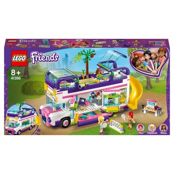 183742: LEGO 41395 Friends Friendship Bus Toy with Swim Pool