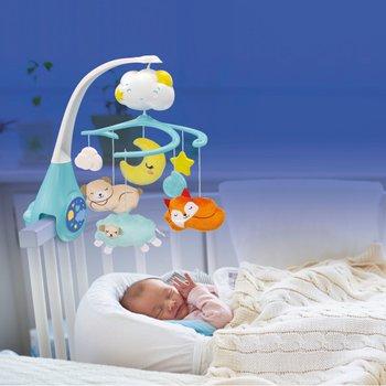 184231: Baby Clementoni Sweet Cloud Mobile