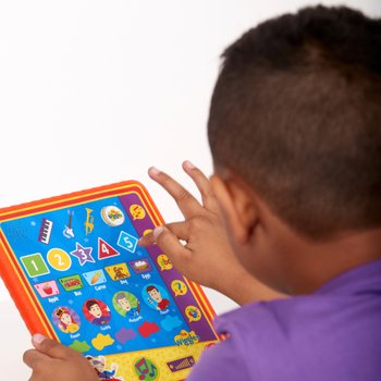 187471: The Wiggles My First Learning Tablet