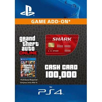 GTA V: Red Shark Cash Card Digital Download