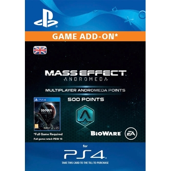 500 Mass Effect: Andromeda Points Digital Download