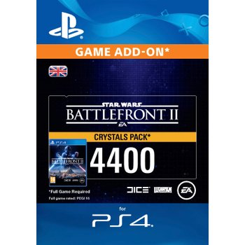 Star Wars Battlefront™ II: 4400 Crystals Digital Download