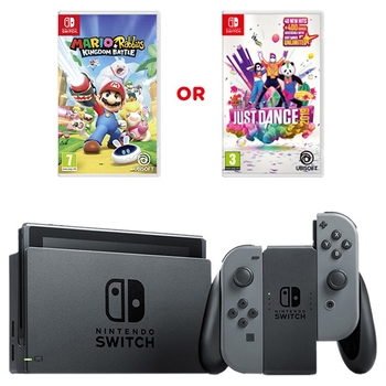 Commander nintendo color et avis nintendo switch jeux offert