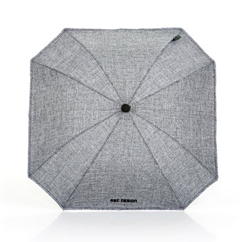 ABC Design - Sonnenschirm Sunny, Graphite Grey (Design 2017)