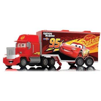 Disney Pixar Cars Radio Control 1:24 Turbo Racer Mack Truck