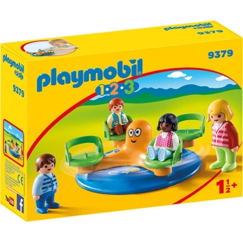 PLAYMOBIL - 9379 Kinderkarussell