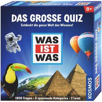 WAS IST WAS - Das große Quiz