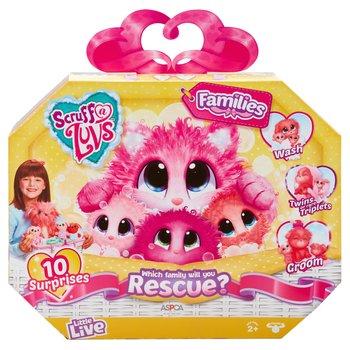 8050183: Scruff-a-Luvs Rescue Pet Surprise Soft Toy – Families - Assortment