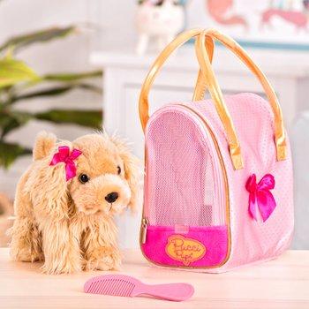 Fluffy Puppies Laufender Pudel | Smyths Toys Superstores