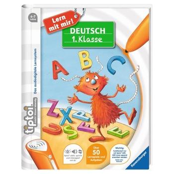 tiptoi Buch: Lern mit mir! Mathe 1. Klasse | Smyths Toys