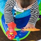 13f44da28 Baby Einstein Neighbourhood Friends Activity Jumper - Entertainers ...