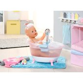Baby Born Interactive Bathtub With Foam Baby Born Uk