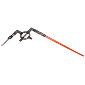 star wars bladebuilders spin action lightsaber star wars the force