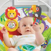 f15f3b885256 Fisher-Price Infant-to-Toddler Rocker - Green - Baby Bouncers UK