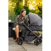 287b3a43a547 Venti Travel System - Charcoal - Travel Systems UK