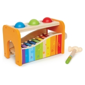 Hape Pound and Tap Bench Smyths Toys UK