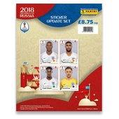 61f56d77e 2018 FIFA World Cup Russia Official Sticker Update Set - Panini ...