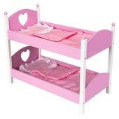 Dolls Wooden Bunk Bed Smyths Toys Uk