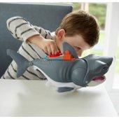 Imaginext Core Mega Shark Bite Playset Figure Toy Action Kids Xmas New Play Star