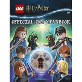 lego harry potter official 2021 yearbook - smyths toys ireland