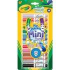Crayola - 14 Mini Filzstifte Pip-Squeaks