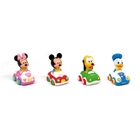 Clementoni- Disney Freunde: weiche Autos, sortiert